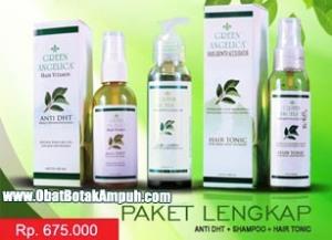Penumbuh Rambut Herbal